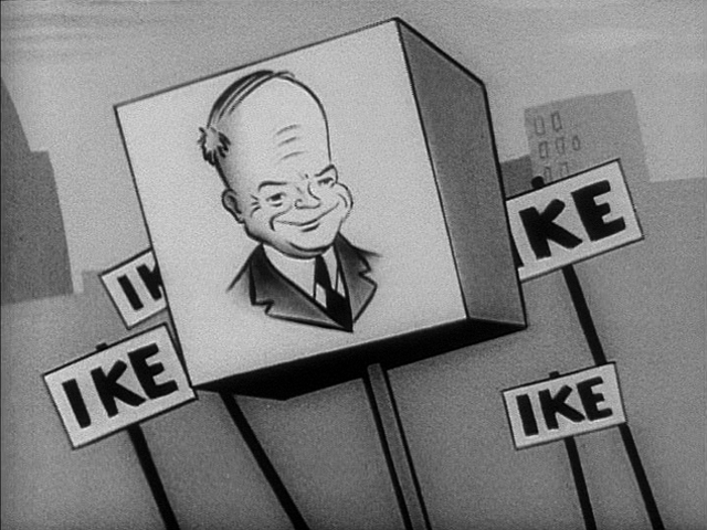 The Living Room Candidate Commercials 1952 Ike For President