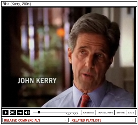 Screenshot of video player.